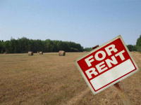 Farm Land for Rent