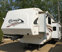 Fifth Wheel Trailer