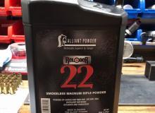 Hodgdon RETUMBO Magnum rifle powder 2lbs in Alberta - TownPost
